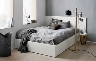 nordic style bedroom scandinavian style bedroom deco trending