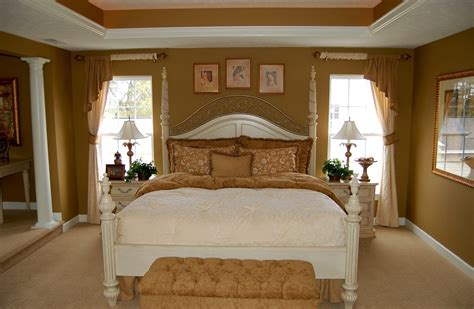 bedroom paint ideas neutral blue and purple theme bedroom white tulip flower night stand centerpiece neutral bedroom