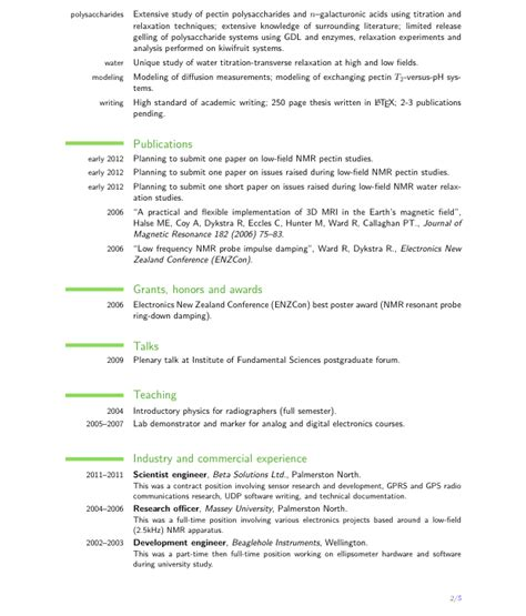 resume examples 47 latex resume templates latex resume