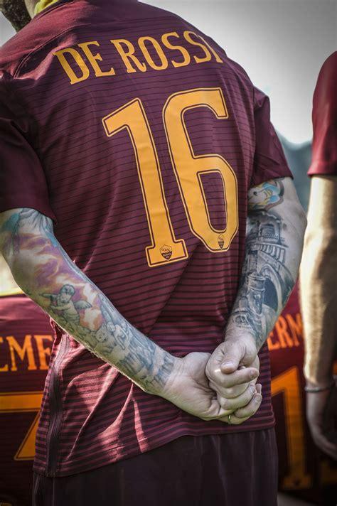 de rossi tattoo daniele de football pictures