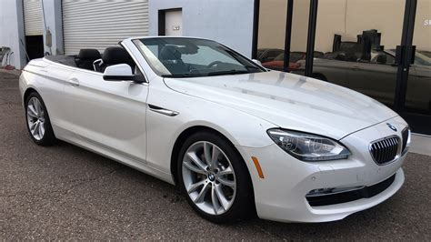 Bmw 640i 2012 by 2012 Bmw 640i Convertible W264 Indy 2016