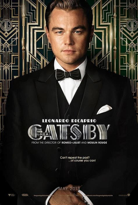 great gatsby the great gatsby 2013 film promotion fonts in use