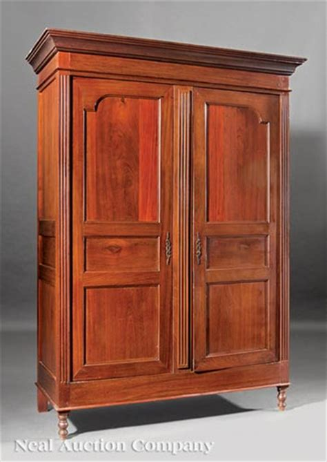 tropical armoire west indies carved tropical hardwood armoire