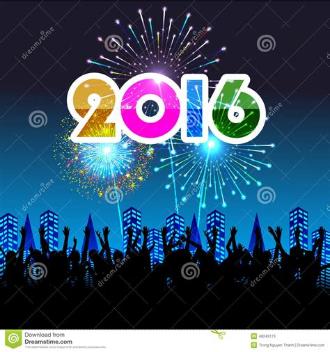 new year in 2016 happy new year 2016 fireworks hd wallpape 17323