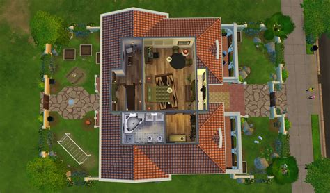 Download Casa Martina Sims Online Floor Plans For The Sims 4