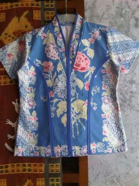 Verylin Cardigan Vest Blazer Kimono Outer Murah Baju Wanita 16 best traditional modern casual images on batik fashion batik dress and blouse batik