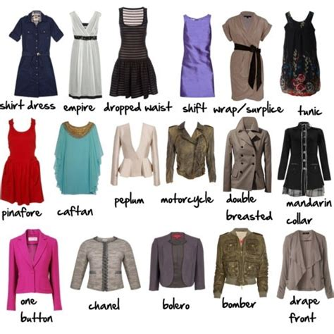 jacket pattern types different types different jacket types