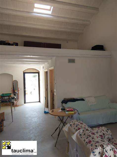 impianto termico a pavimento soggiorno con impianto a pavimento tauclima