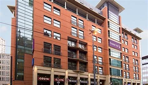 premier inn manchester premier inn manchester central hotels in manchester m2