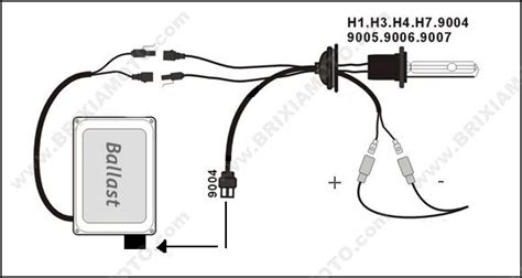 lade h4 bixenon lade xenon per scooter kit xenon h4 moto en vente ebay