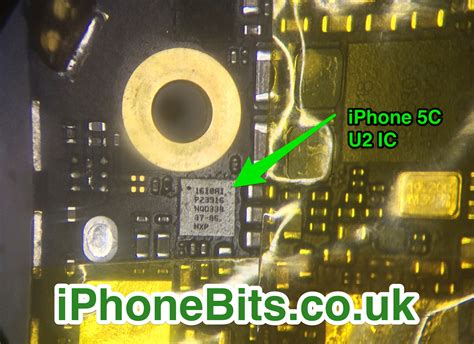 Spareparts Iphone 5s Ic U2 1610a1 Not Charging Solution iphone 5c not charging dead
