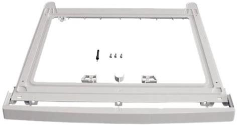 Gestell Waschmaschine Trockner Bereinander 69 by Wtz 11310 Verbindungssatz F Quot Sensitiv Quot Omelettefeeling