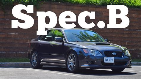 subaru legacy spec b review 2008 subaru legacy spec b regular car reviews