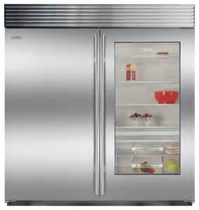 Sub Zero Refrigerator With Glass Door Sub Zero 36 Quot Built In All Refrigerator With Glass Door Bi 36rg S Ph Los Angeles By