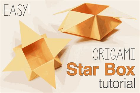 how to make a traditional origami box