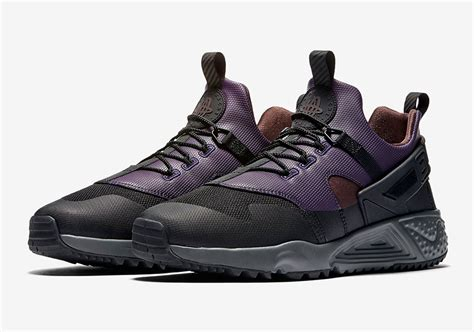Nike Slop 12 nike air huarache utility 806979 001 sneakernews