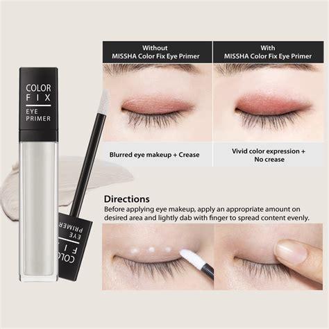Missha Primer missha color fix eye primer q depot