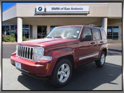 electric and cars manual 2008 jeep liberty transmission control purchase used 2008 jeep liberty limited w automatic transmission in san antonio texas united