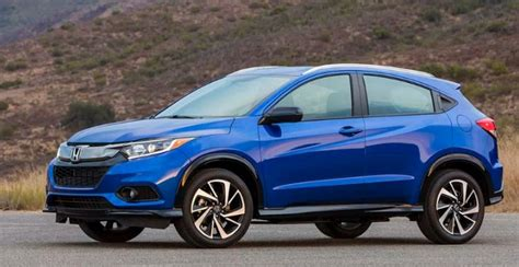 Honda Touring 2020 by 2020 Honda Hr V Touring Colors Release Date Redesign