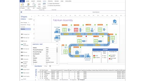 www visio create professional diagrams visio top features