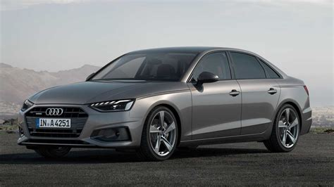 audi hybrid range 2020 2020 audi a4 range revealed with refreshed hybrid power