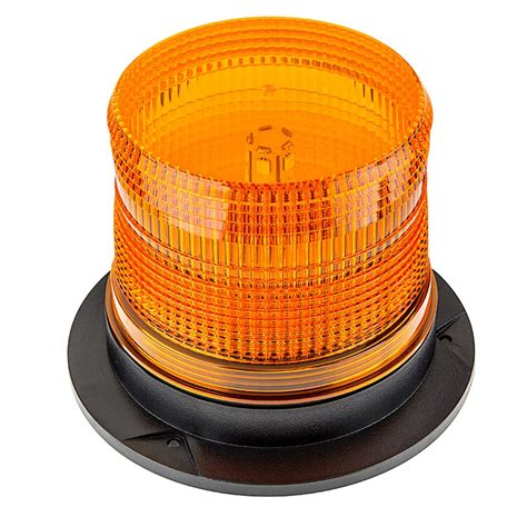 strobe light 5 1 4 quot led strobe light beacon with 15 leds led