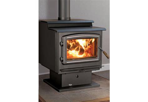 The Fireplace Warehouse by Enviro Free Standing Kodiak 2100 Woodstove