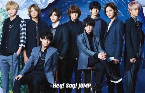 i heard you say hey hey house music hey say jump goes neo retro in new single fantastic time arama japan