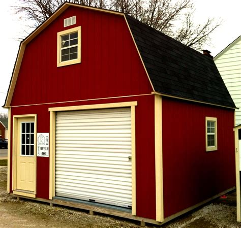 Sheds Indiana by Sheds Indianapolis Built On Your Lot With A Five Year Warranty