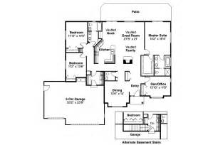 Traditional House Floor Plans by Traditional House Plans Clarkston 30 080 Associated
