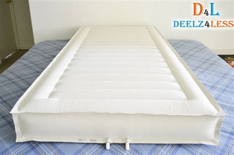select comfort select comfort sleep number queen size air chamber for 4