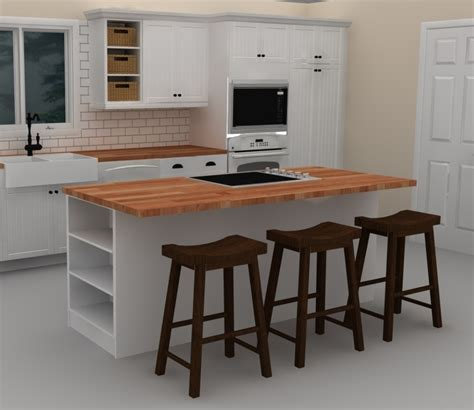 Idea Kitchen Island Ikea Kitchen Islands With Seating Home Design Ideas Build Ikea Kitchen Islands On Budget