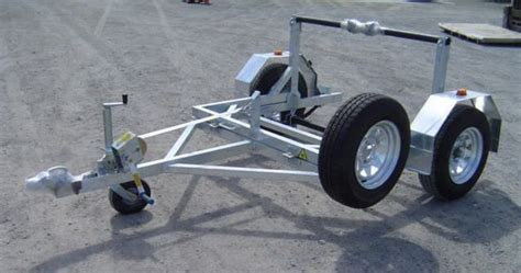 cable trailer model b
