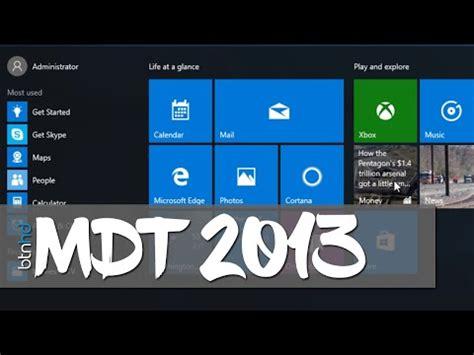 mdt tutorial windows 10 full download windows 10 customize in audit mode with