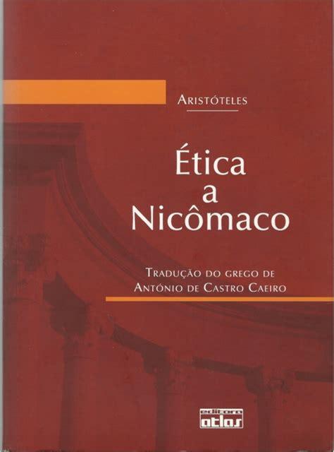 etica a nicomaco parte 1