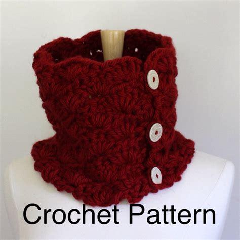 scarf pattern chunky yarn crochet chunky cowl pattern warm oversized cowl scarf