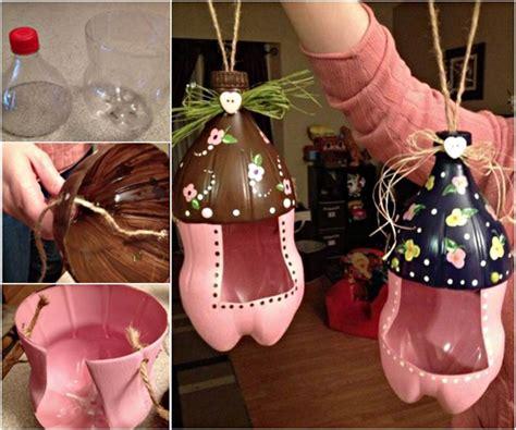 Diy Plastic Bottle L by Diy Adorable Piglet Planter From Plastic Bottles