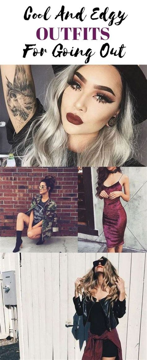 edgy going out best 25 edgy ideas on edgy style