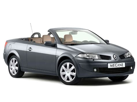 renault megane 2 renault megane 2 0 cabriolet photos and comments www