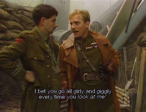 se filmer blackadder goes forth gratis pin tillagd av edmund blackadder p 229 british comedy pinterest