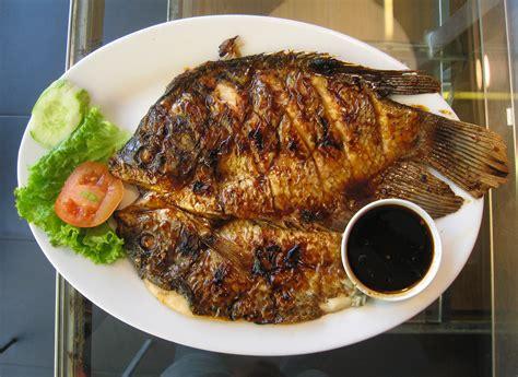 Ikan Gurame by File Gurame Bakar Kecap 2 Jpg Wikimedia Commons