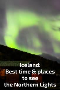 best time to visit iceland northern lights puffins
