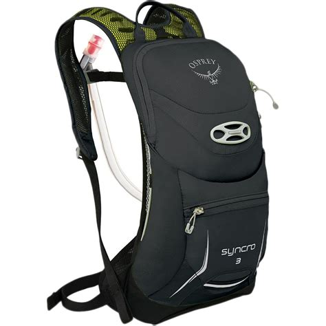hydration backpack osprey packs syncro 3 hydration backpack 122 183cu in