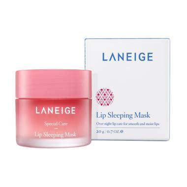 Harga Laneige Sleeping Mask Di Indonesia jual laneige lip sleeping mask 20 g harga