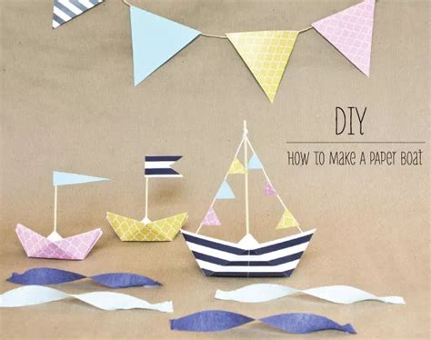 decorative paper boat 17 best images about regatta party on pinterest nautical