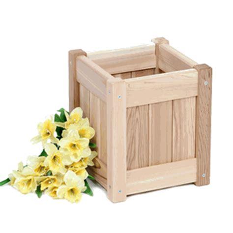 Planter Box Kit by 10 Inch Planter Box Kit