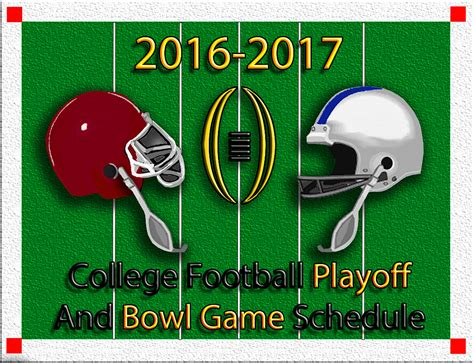 libro nationwide football annual 2016 2017 2016 2017 college football bowl game and playoff schedule flickr