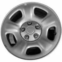 Jeep Comanche Wheel Bolt Pattern Jeep Liberty Factory Wheels At Andy S Auto Sport