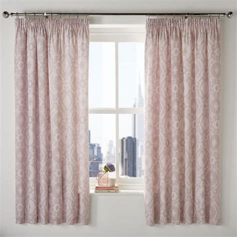 blush colored curtains alford blackout top curtains blush pink tonys