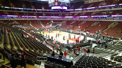 united center section 120 united center section 119 chicago bulls rateyourseats com
